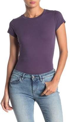 Velvet by Graham & Spencer Gauzy Whisper Classic Short Sleeve T-Shirt