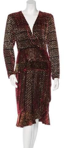 Altuzarra Fall 2015 Farley Fluted Dress