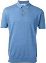 Boglioli plain polo shirt - men - Cotton - L