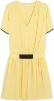 Victoria Beckham Victoria, Silk crepe de chine mini dress