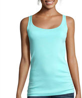 STYLUS Stylus Ribbed Tank Top