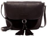 Frye Clara Leather Saddle Bag