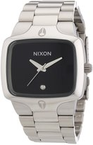 Nixon A140000 Silver Steel Bracelet & Case Mineral Women's Watch