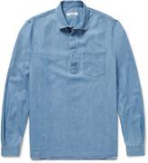 Valentino - Washed-denim Shirt