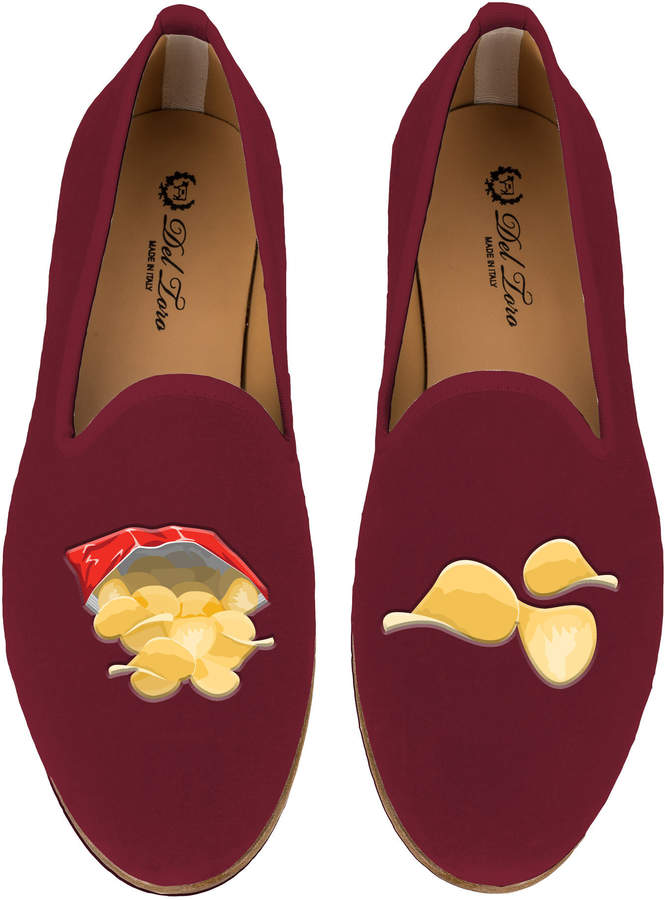 Del Toro M'O Exclusive: Potato Chips Slipper