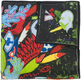 Walter Van Beirendonck Brian Kenny scarf