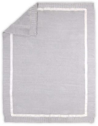 The Peanut Shell The Farmhouse Knit Blanket Bedding