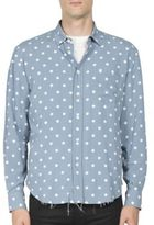 Saint Laurent Polka Dot Patterned Shirt
