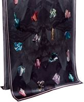 Ted Baker Astrix Mirrored Minerals Silk Long Scarf
