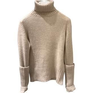 Malo Beige Cashmere Knitwear for Women