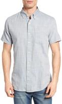 Grayers Men's Ahab Print Sport Shirt