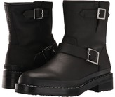 Hunter Original Leather Biker Boot Women's Boots