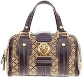 Gucci Tweed satchel
