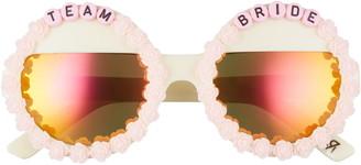 Rad + Refined Team Bride Round Sunglasses