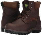 John Deere 6 Steel Toe Boot Women's Work Boots