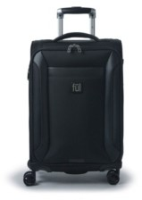 "FUL Heritage Classic Softside 22"" Spinner Luggage"