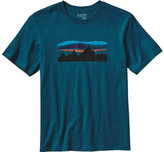 Patagonia Men's Fitz Roy Banner Cotton T-Shirt