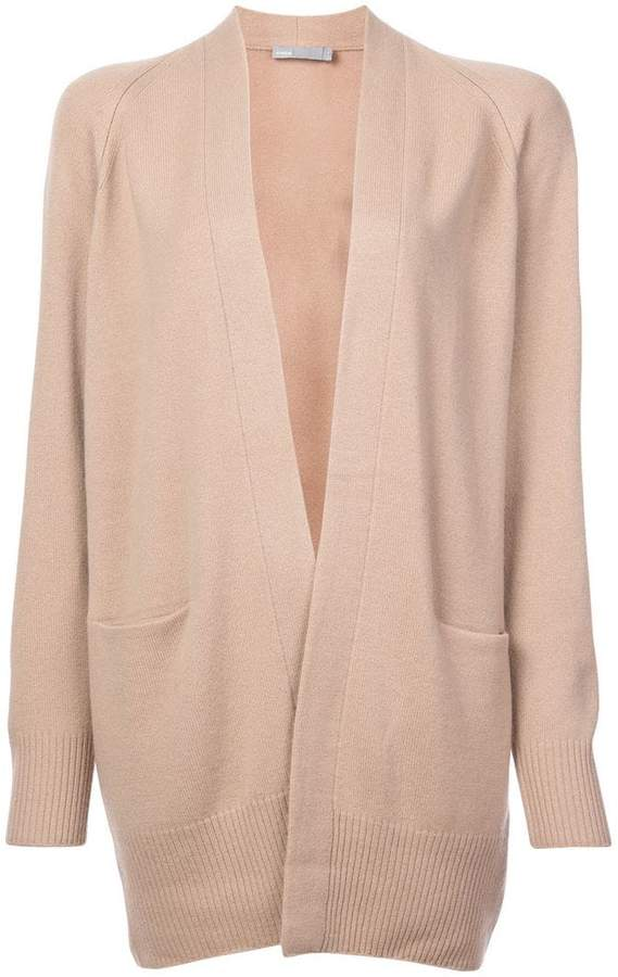 Vince long sleeved cardigan
