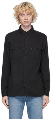Levi's Levis Black Jackson Worker Shirt