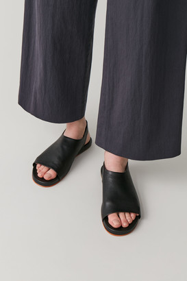 Cos Sandals With Elastic Detail