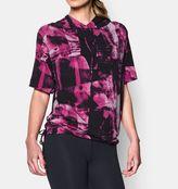 Under Armour Women's UA Essential Modal Short Sleeve Hoodie