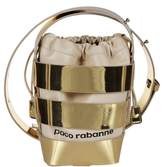 Paco Rabanne Logo Bucket Bag