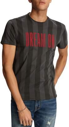 John Varvatos Men's Aerosmith Dream On Striped T-Shirt