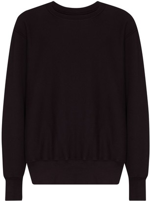 LES TIEN Crew-Neck Long-Sleeve Jumper