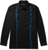 Issey Miyake Tie-Dyed Cotton Shirt