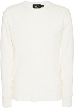Ralph Lauren RRL Slub Cotton-Jersey T-Shirt