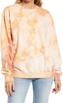 Desert Dreamer Nature Doodles Sweatshirt