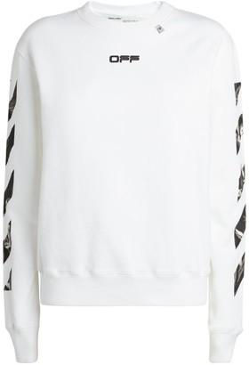 Off-White Diagonals Caravaggio Sweatshirt