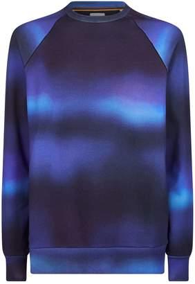 Paul Smith Degrade Cotton Sweatshirt