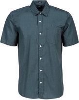 Volcom Men's Everett Solid Short-Sleeve Shirt