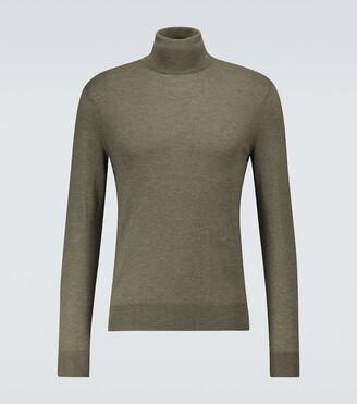 Ralph Lauren Purple Label Cashmere turtleneck sweater