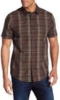 Volcom Hugo Plaid Modern Fit Shirt