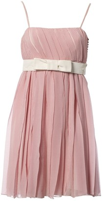 Christian Dior Pink Silk Dress for Women