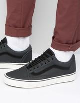 Vans Old Skool Mte Sneakers In Black