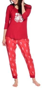 Munki Munki Matching Women's Storm Trooper Family Pajamas Set