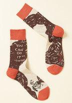 ModCloth Joe, Team, Go! Men's Socks