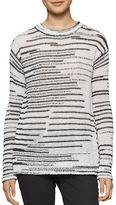 Calvin Klein Space Dye Crewneck Sweater