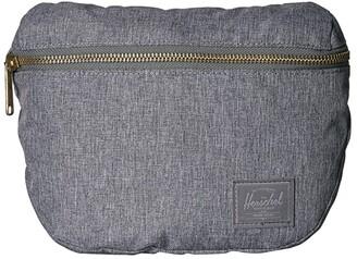 Herschel Fifteen Light (Raven Crosshatch) Bags
