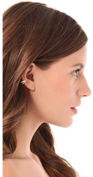 Jacquie Aiche Double Ear Cuff