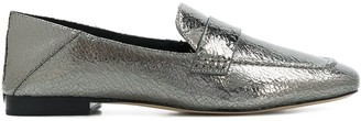 MICHAEL Michael Kors Emory metallic loafers