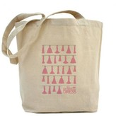 Discovery Say Yes to the Dress Clotheslines Tote Bag