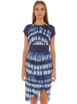 Chryssa Cap Sleeve Dress