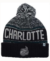 Top of the World Charlotte 49ers Acid Rain Pom Knit Hat