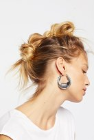 Free People Watson Metal Hoops
