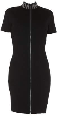 MICHAEL Michael Kors Zipped Short Sleeved Dress