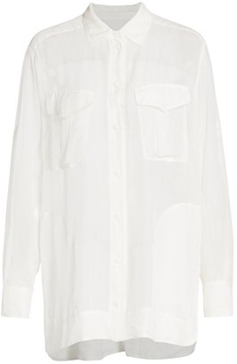 Rag & Bone Florian Oversized Shirt